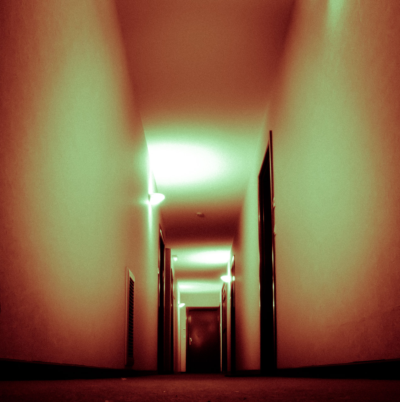 Photo: The Light Corridor