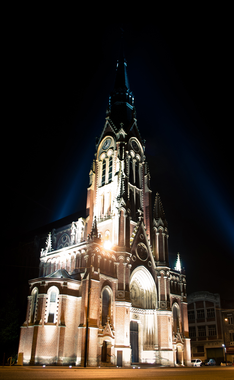 Photo: Church of the Lights