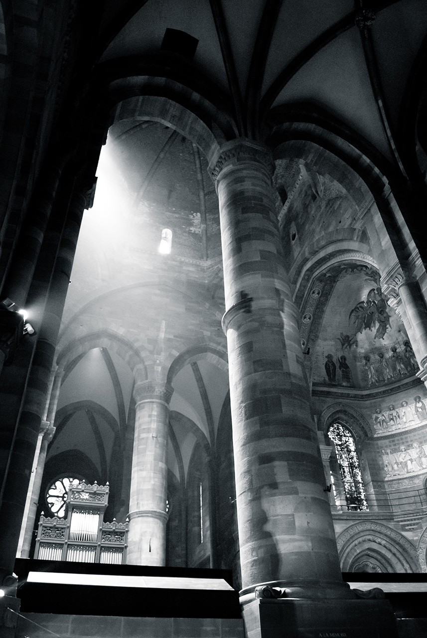 Photo: The Apse