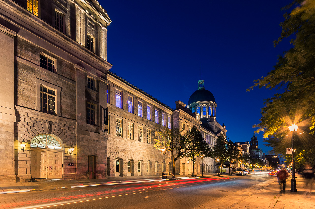 Photo: Bonsecours Market