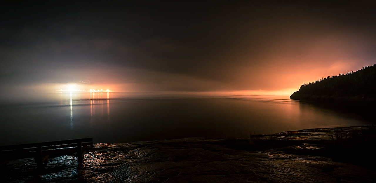 Photo: Burning Horizon