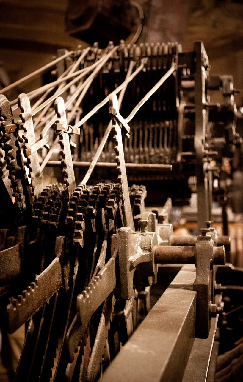 Photo: The Weaving Loom